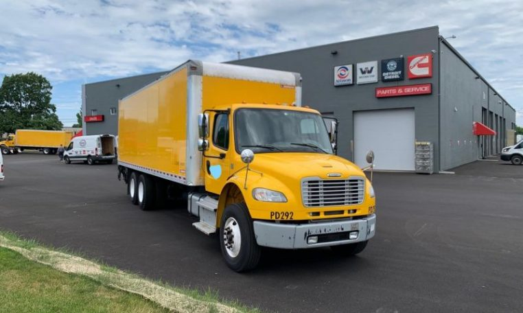 Thumbnail : 2016 FREIGHTLINER BUSINESS CLASS M2 106 6073976117